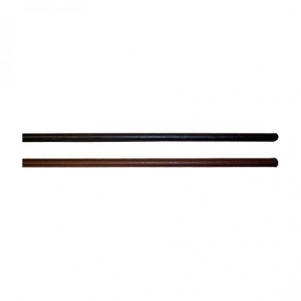 LEATHER COVERED SHOW CANE