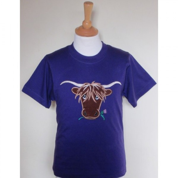 BRITISH COUNTRY COLLECTION  HAMISH COW